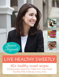 Live Healthy Sweetly ebook